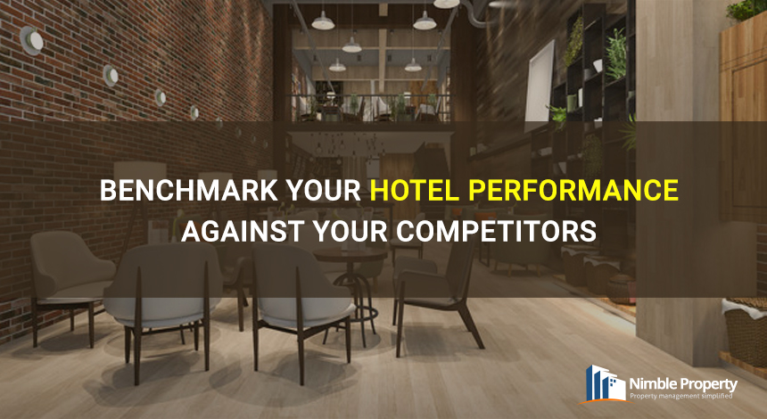 Benchmark your hotel performance against competitors