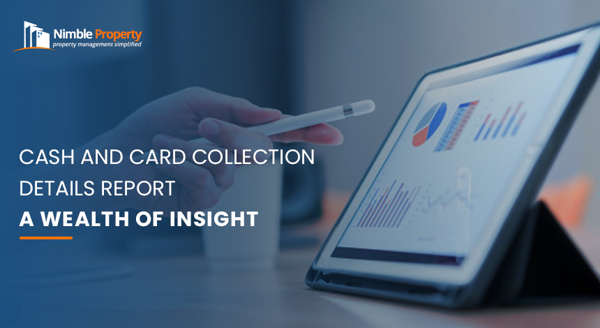 Cash and Card Collection Details Report