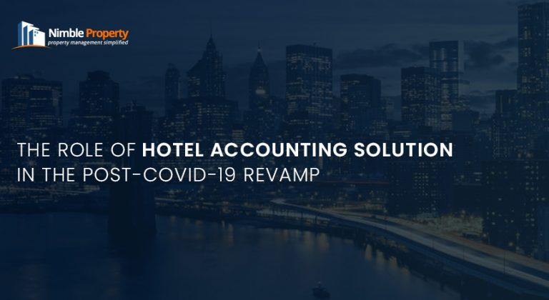 Hotel Accounting Solution post COVID