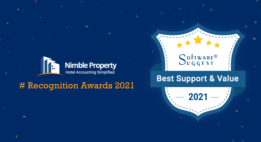 Software Suggest Recognition Awards